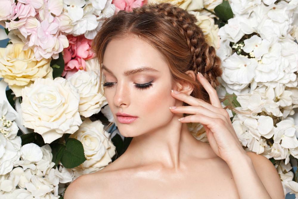 Pastel Floral Desenli İlkbahar Modası
