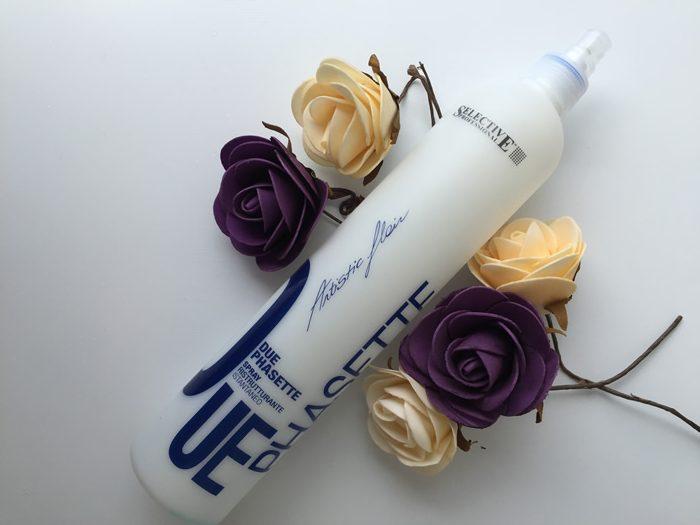 Selective saç açıcı mavi su