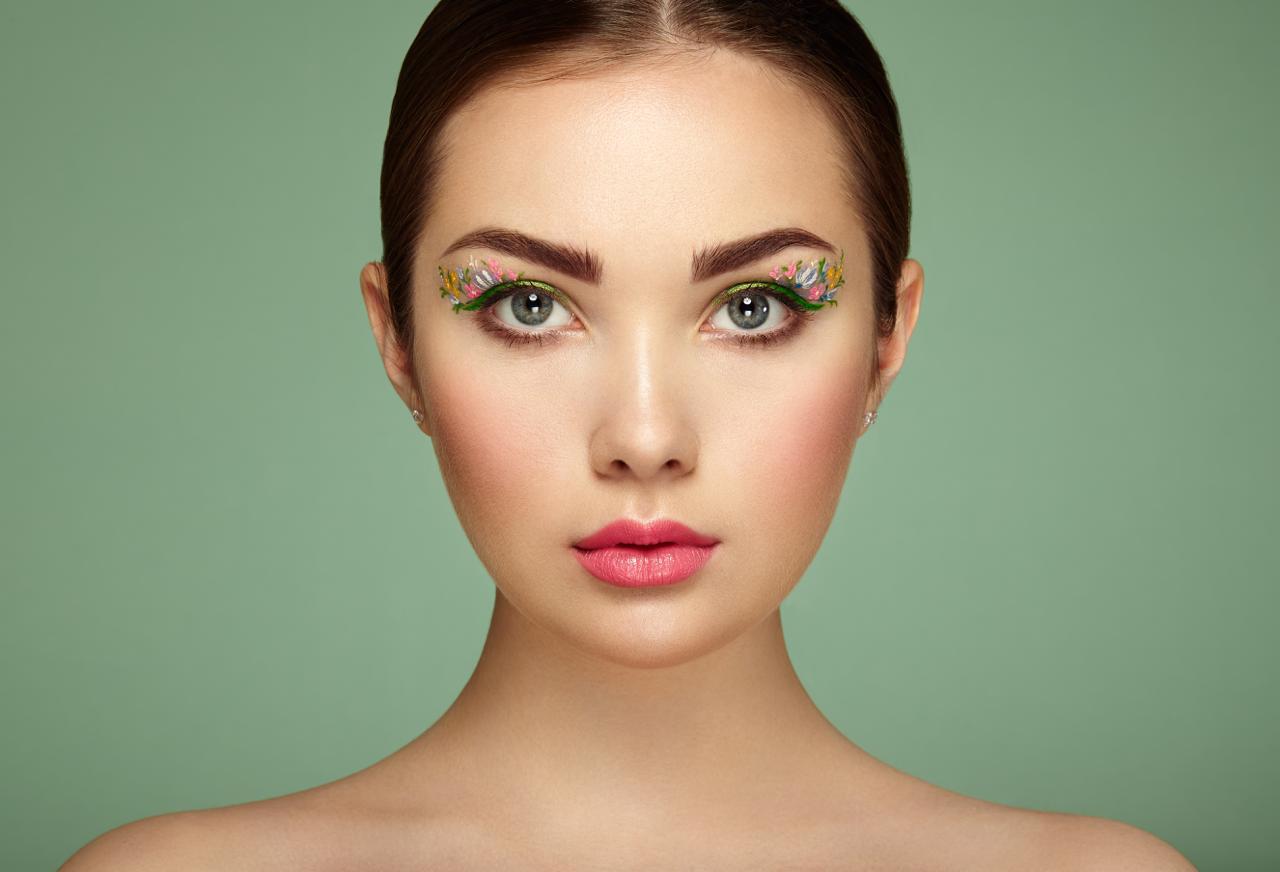 Küçük Gözler için Makyaj Teknikleri
