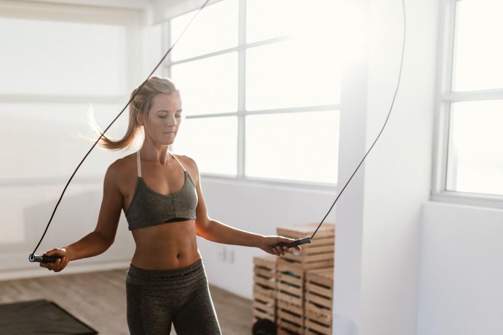 İp Atlayarak Zayıflama. İp Atlamak Kaç Kalori Yaktırır